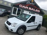 FORD TRANSIT CONNECT 1.8TDCi ( 90PS ) DPF T200 SWB TREND FINANCE & PARTX