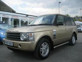 Land Rover Range Rover 3.0 Td6 auto 2004MY Vogue