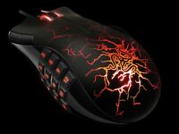 Razer Naga - Molten Edition (Used)