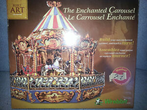Motorized Carousel