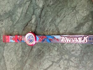 SPIDERMAN SWATCH WATCH West Island Greater Montréal image 1