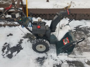 "Craftsman Snowblower 30"" 11HP"