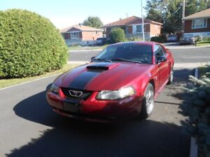 mustang gt 2004  bonne condition 9500$