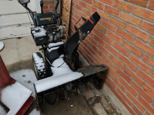 SnowBlower, reduced for quick sale