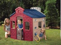 ***WANTED*** LITTLE TIKES PLAYHOUSE