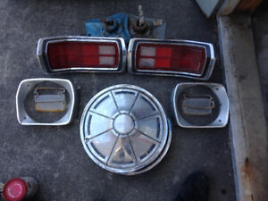 Pieces Plymouth Duster 73-74 a-body