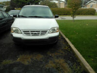 2000 Ford Windstar Minivan for sale