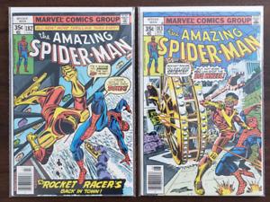 The Amazing Spider-Man #182 & #183 (1978)