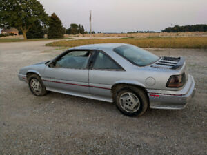 1988 Pontiac Grand Prix Coupe (2 door)