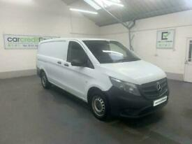 WHITE MERCEDES-BENZ VITO 1.6 109 CDI DIESEL *BUY FROM £239 PER MONTH*