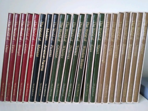 "Collection ""Time-life library of art""- 22 livres"