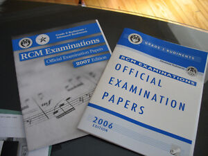 Grade 2 Rudiments - RCM Official Exam Papers