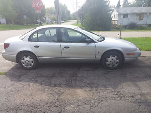 2002 Saturn Automatic Sedan - NEW PRICE!