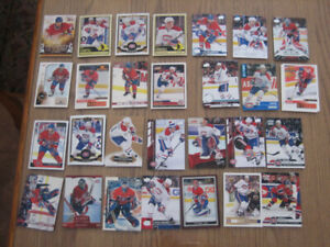 Hockey Cards Montreal Canadien