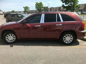 2007 Chrysler Pacifica Touring Wagon-low milage