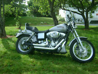 02 Harley Dyna for Sale