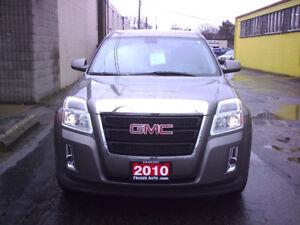 2010 GMC Terrain SLE-1 SUV, Crossover
