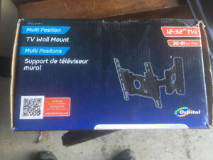 """TV Wall Mount 12"""" to 32"""" GFW"""
