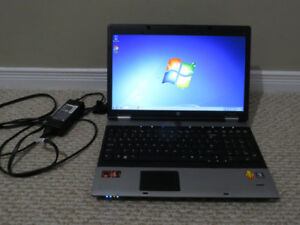 Laptop HP Pro book 6555b