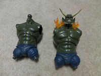 Marvel Legends Ultimate Green Goblin Build a Figure Parts
