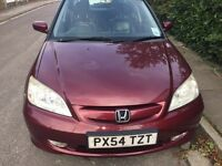 54/2004 HONDA CIVIC Executive IMA HYBRID