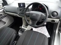 2016 SEAT MII DESIGN Manual Hatchback