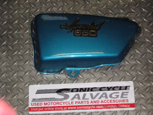 1978 yamaha xs-650 special  oem side covers