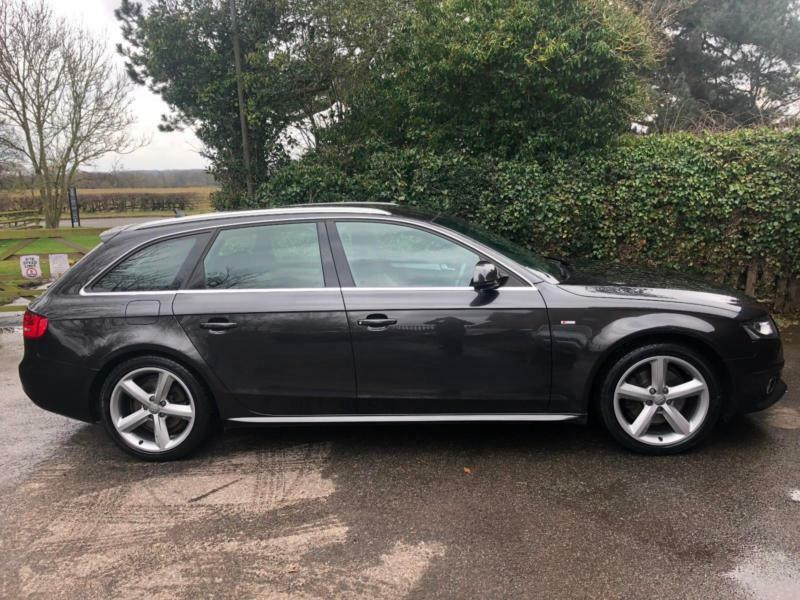 2009 09 audi a4 avant 2 0 tdi cr 170 quattro executive s line diesel estate in coventry west. Black Bedroom Furniture Sets. Home Design Ideas