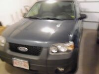 2006 Ford Escape SUV, Crossover-v6-xlt-works like new-low price