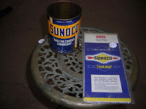 Sunoco grease can
