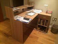 Homestead Living Corner Computer Desk