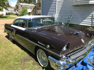 Classic 1955 restored Mercury Montclair