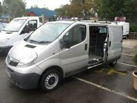 2012 62 VAUXHALL VIVARO 2.0 2900 CDTI 115 BHP LONG WHEEL BASE METALLIC SILVER