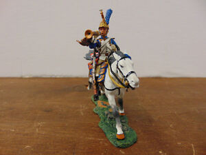 King & Country Soldier – Age Of Napoleon – French Dragoon Bugler London Ontario image 2