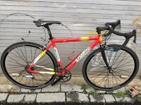 Beautiful custom built Italian road bike