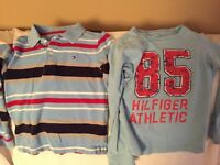 Tommy Hilfiger and Joe bow tie shirt