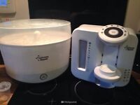 Tommie tippee water prep And stwelizer