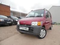 DAIHATSU MOVE 0.85 PETROL 5 DOOR HATCHBACK ONE OWNER