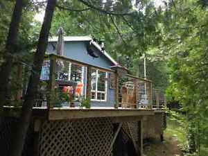 Rideau Lakes Waterfront Cottage for Sale on Sand Lake