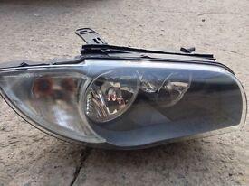 BMW 1 series os driver headlight