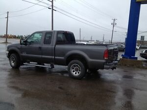 2004 Ford F-250 XLT Camionnette