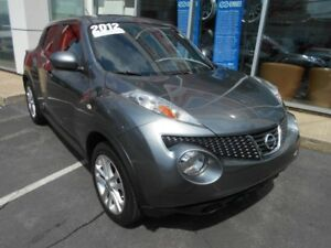 2012 NISSAN JUKE SV AWD SPORTY ALLOY WHEELS