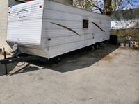 06 general coach bunkhouse camper...looking for smaller camper