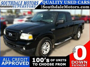 2011 FORD RANGER SPORT * 4WD * POWER GROUP