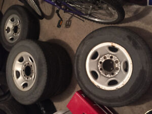225/75R16 LTsavana & Chevrolet express summer tires