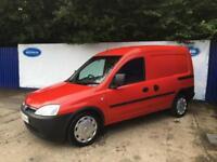 2009 Vauxhall Combo 1.7CDTi 16v 2000 Diesel Van