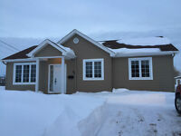 Perfect starter home! Like new bungalow in Dieppe