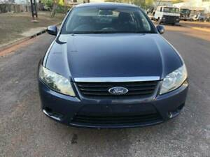 FORD FALCON XT 2010 AUTO REGO Winnellie Darwin City Preview