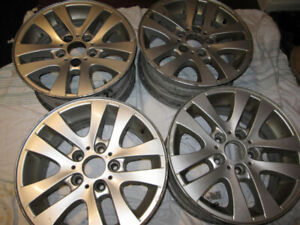 Mags BMW 16 pouces