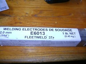 LINCOLN ELECTRIC WELDING RODS